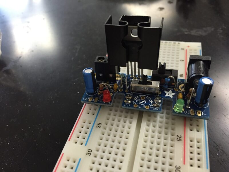 Intro to Breadboards