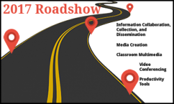 2017 Roadshow graphic
