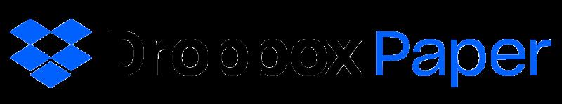 Dropbox's Paper logo