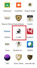 Lynda.com google app