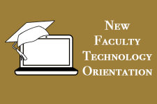 New Faculty Orientation Logo