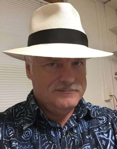 Tommy Murphy with fedora image