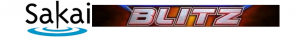 Sakai Blitz logo