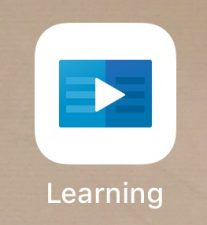 Linked In Learning app icon