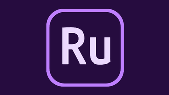 Adobe Rush logo